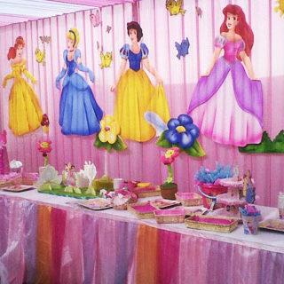 fiestas tematicas niños